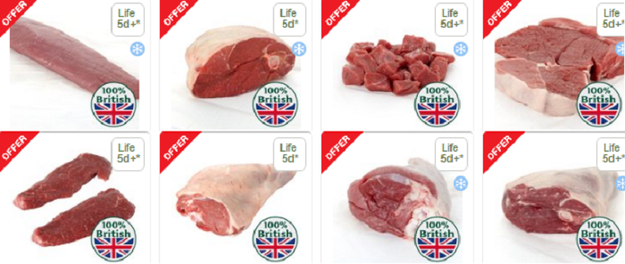 Morrisons british products