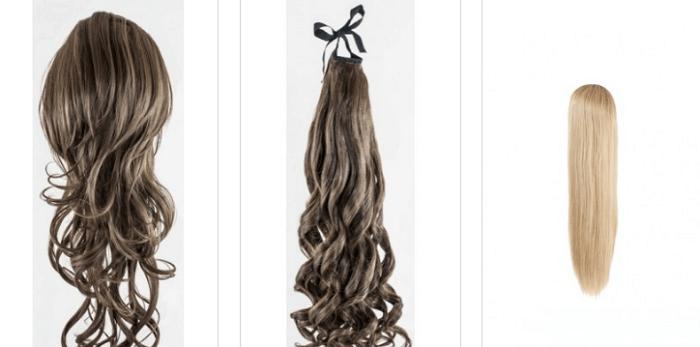 OMG Fashion hair