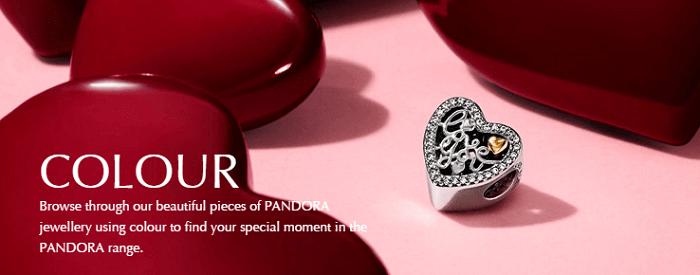 Pandora colour