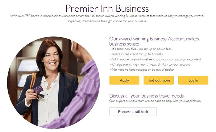 Premier Inn business