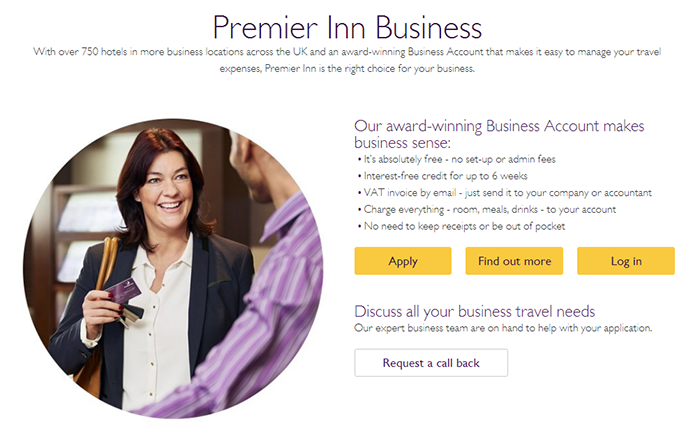 Premier Inn business