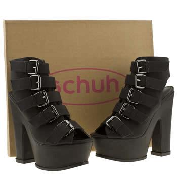 Schuh black shoes
