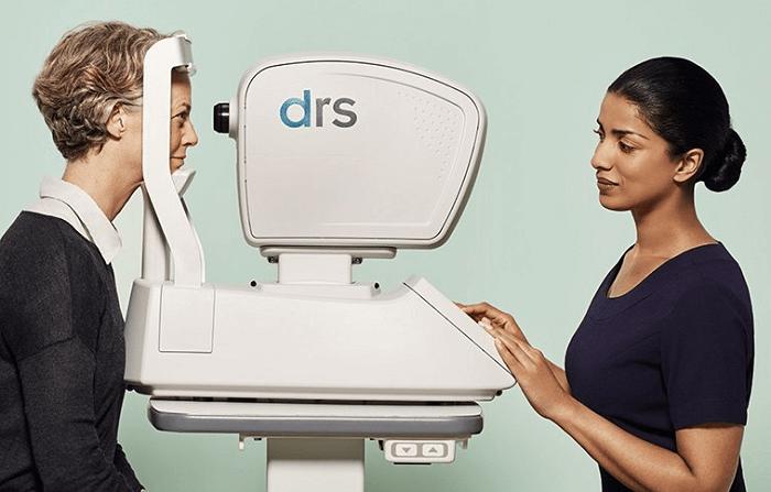 Specsavers test