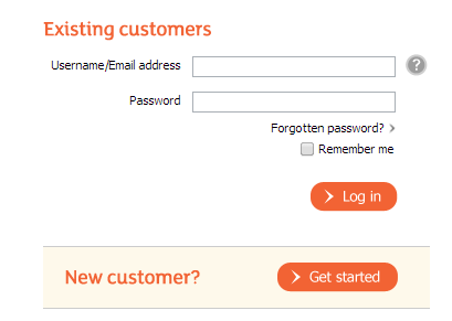 Register at Sainsbury's