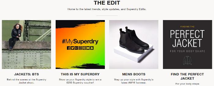 Superdry edit