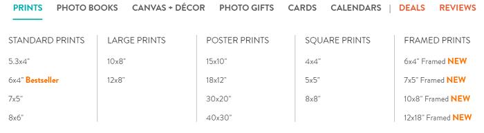 Truprint prints