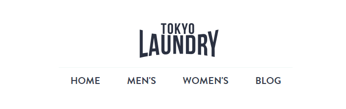 Tokyo Laundry website