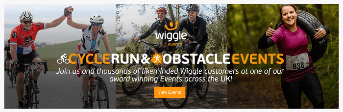 Wiggle events