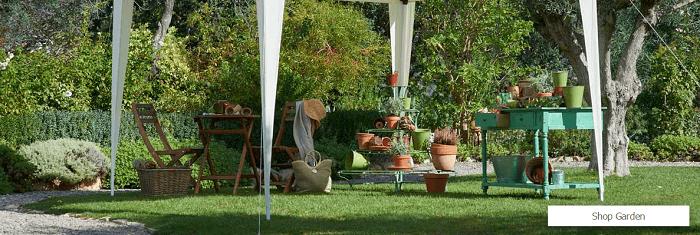 Wilko garden