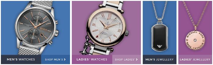 Watch Shop offer