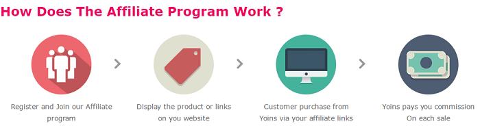 Yoins programme