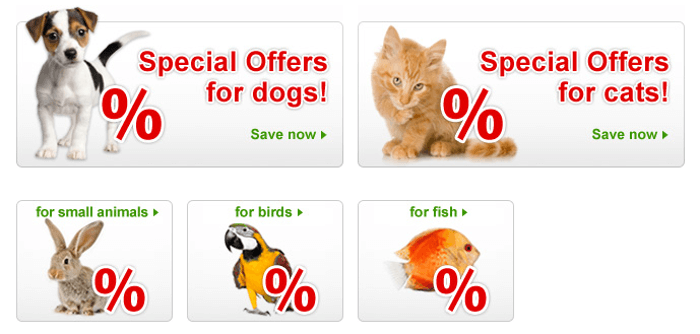 Zooplus sale