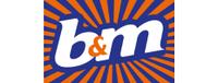 B&M promo codes