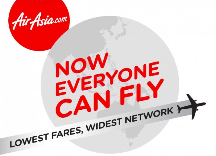 AirAisa - Hãng hàng không giá rẻ hàng đầu.