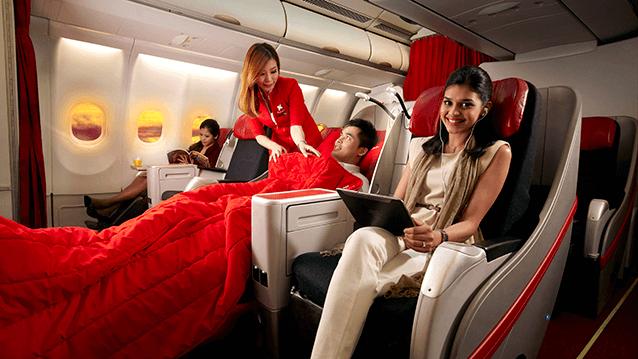 Trải nghiệm bay ấn tượng cùng Airasia.