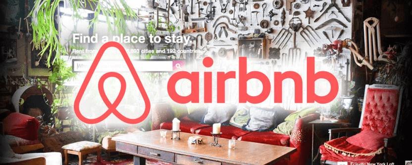 Nhà cung cấp dịch vụ đặt chỗ Airbnb.