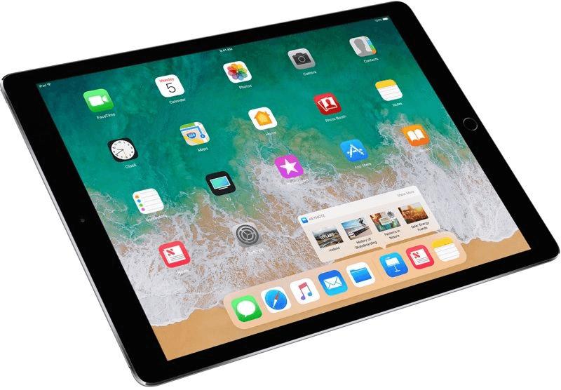 iPad - máy tính bảng hàng đầu thị trường.