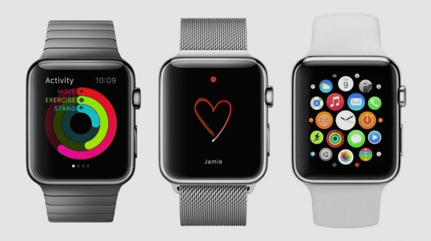 Smartwatch - sản phẩm công nghệ tiên phong của Apple.