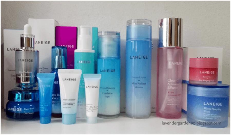 Laneige - Thương hiệu mỹ phẩm hàng đầu Hàn Quốc.