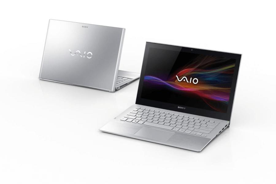 Dòng laptop VAIO đình đám của Sony.
