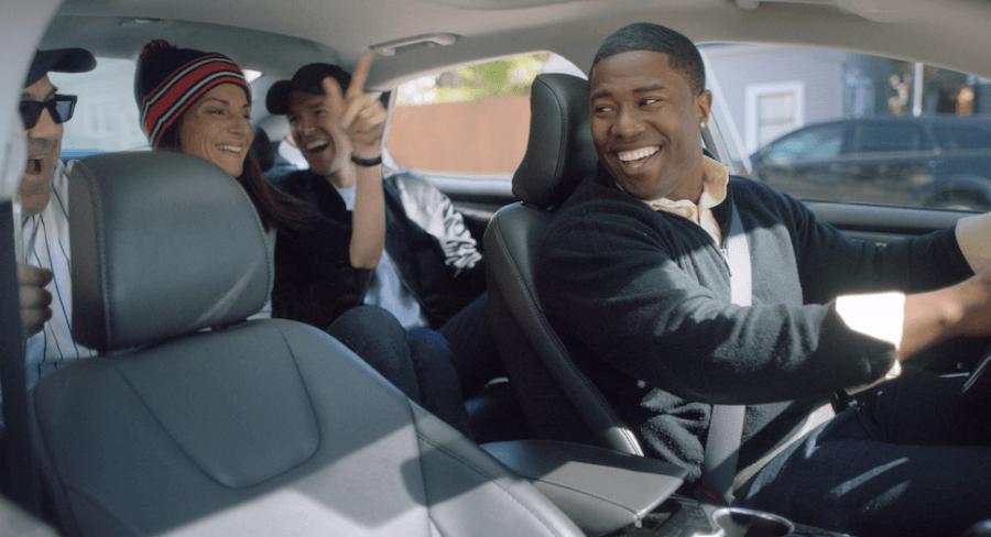 Tài xế Uber thân thiện, lịch sự.