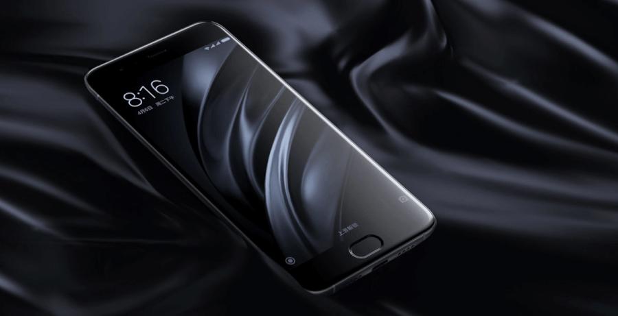 Siêu phẩm Xiaomi - Mi6 mới ra mắt của hãng.