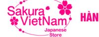 Sakura Vietnam những sự giảm giá