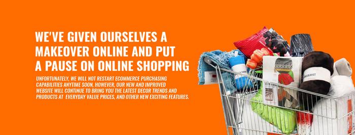 online shopping street