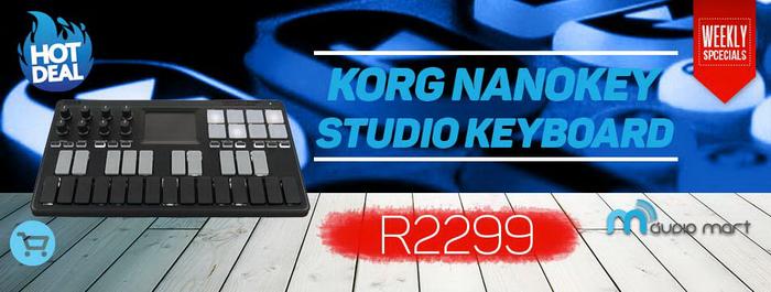 ZA Audio Mart keyboard