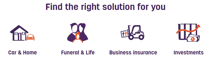 ZA Hollard insurance products