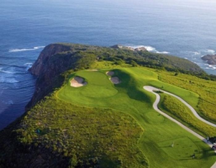 ZA Flook golf court