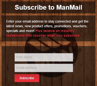receive Mantality's voucher