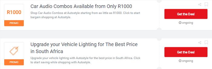 ZA Autostyle voucher