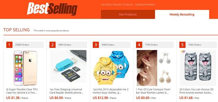 ZA AliExpress special offers