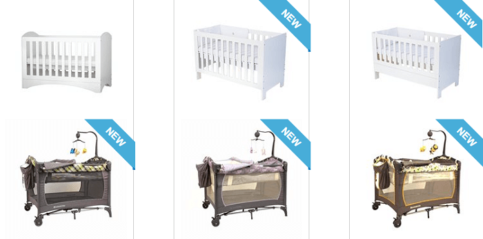 Cots for your baby