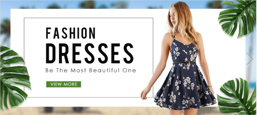 BeautifulHalo dresses