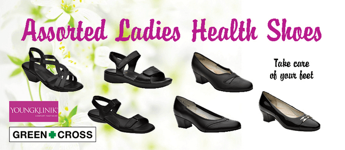 ZA Brands Online health shoes