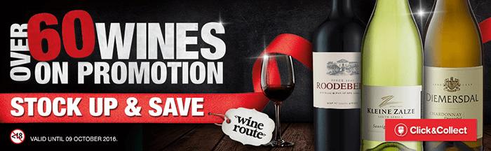 ZA Checkers wines