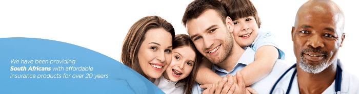 ZA Cientele insurance products