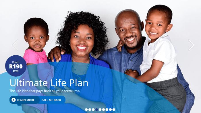 ZA Clientele life plan