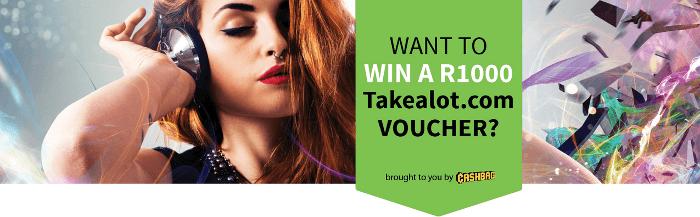 ZA Consumer Rewards Takealot voucher