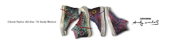 Chuck Taylor All Star '70 Andy Warhol