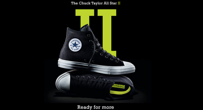 Converse - the Taylor shoes
