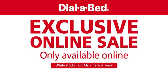 ZA Dial-A-Bed sale