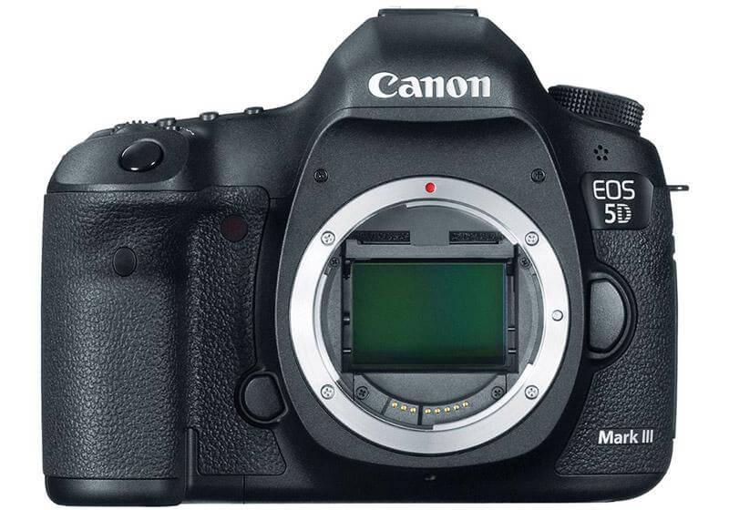 Canon EOS 5D Mark III Body (Digitalrev)