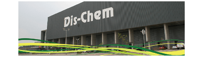 South Africa Dis-Chem store