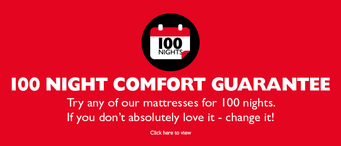 ZA Dial-A-Bed guarantee