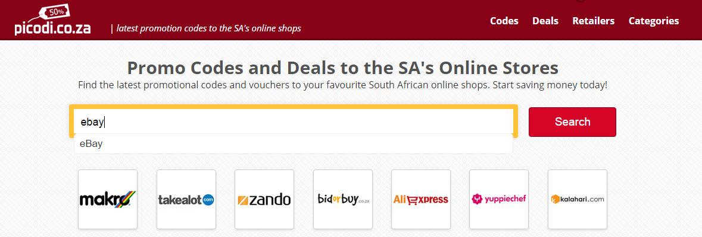 ZA eBay deals