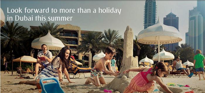 ZA Emirates holiday