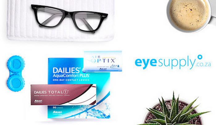 ZA Eyesupply product set